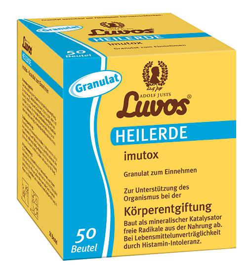 Histaminintoleranz Nahrungsergänzungsmittel Heilerde