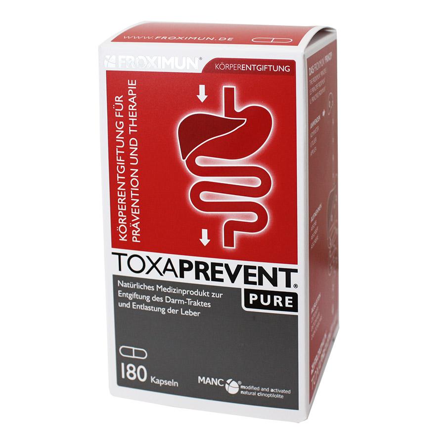 Histaminintoleranz Nahrungsergänzungsmittel Toxaprevent