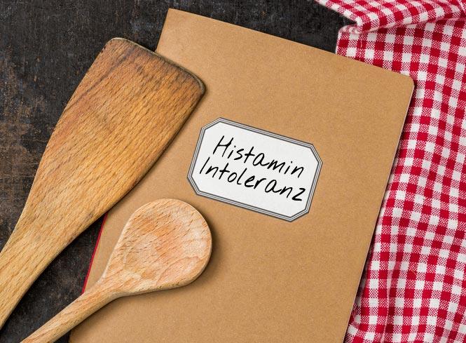 Histaminintoleranz Bücher